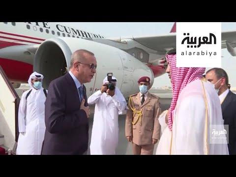 أردوغان: ملف ليبيا كان على رأس المباحثات في الدوحة  - نشر قبل 45 دقيقة