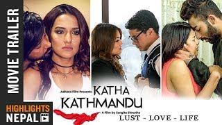KATHA KATHMANDU | New Nepali Movie Trailer 2018 | Priyanka Karki, Pramod, Ayushman, Sanjog, Sandhya