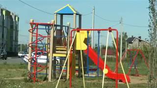 Безопасная и комфортная детская площадка