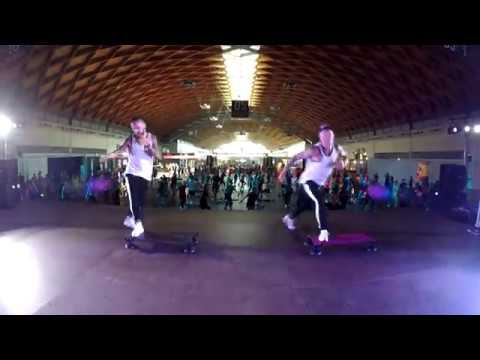 "@sashaoshkin & Alexander Fomin, Step Aerobics, ""RiminiWellness 2018"" 31.05.2018 Rimini(Italy)"