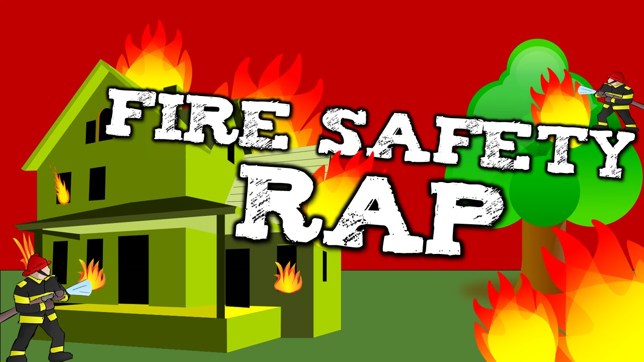 Fire Safety Rap Song For Kids About Fire Safety Calling