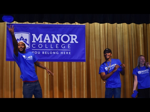 Manor College Brand Unveiling, January 27, 2017