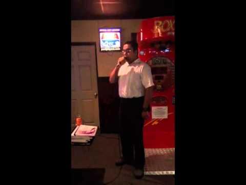 Karaoke at Bank Shot Bar and Grill