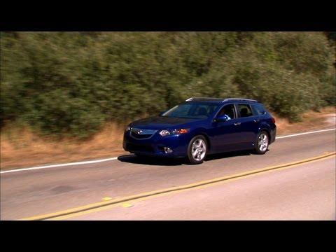 Car Tech - 2012 Acura TSX Sport Wagon