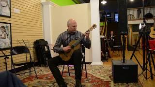 Andrei Sychra - Concert Study No. 1 (Андрей Сихра ''Экзерциция № 1)