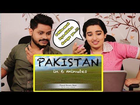 Indian Shocking Reaction OnPakistan Tour in 6 minutes | Krishna Views