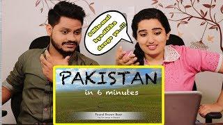 Indian Shocking Reaction On  Pakistan Tour in 6 minutes | Krishna Views