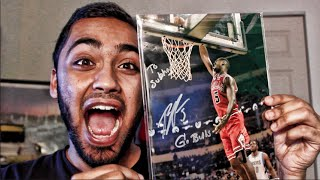 EPIC BIRTHDAY PRESENT! NBA AUTOGRAPH!