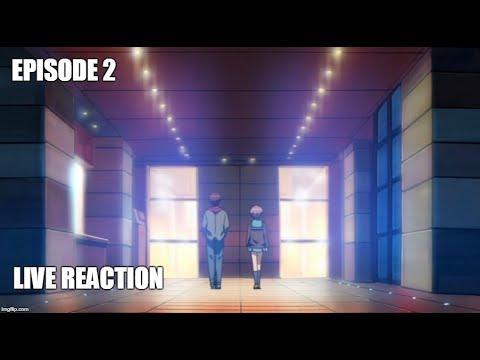 The Melancholy of Haruhi Suzumiya Episode 2 Reaction 涼宮ハルヒの憂鬱