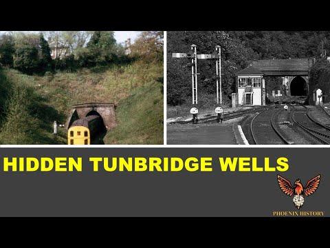 Grove Tunnel in Tunbridge Wells