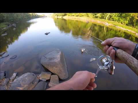 Early Fall Black River Fishing