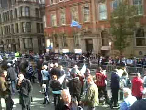 The Manchester City Title parade(the amount of people at the event)