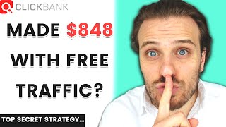 Watch This Now - How To Get Free Traffic For Clickbank (Secret Strategy)