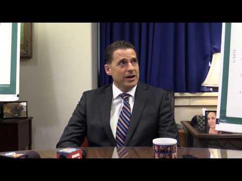 House Democratic Leader Scott Pelath - Press Conference - 1-26-17