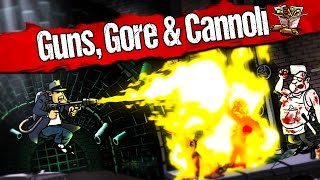 Alcohol Creates Zombies | Guns, Gore & Cannoli #1