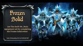 KINGS ROAD #194 - NEW EVENT! FROZEN SOLID