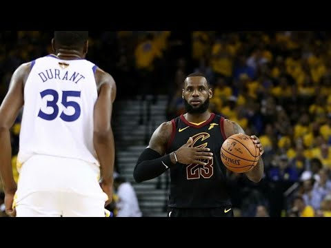 Cleveland Cavaliers vs Golden State Warriors Game 2 Highlights