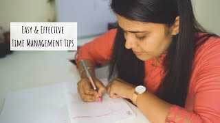 Time Management Tips for Everyday Success | Get More Done With Effective Time Management