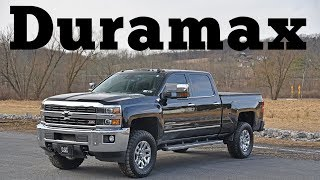 2016 Chevrolet Silverado 2500 HD LTZ Duramax Diesel Allison Z71 K2XX: Regular Car Reviews