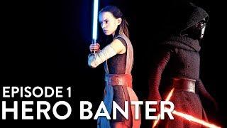 ◀STAR WARS BATTLEFRONT 2 - Hero Banter Ep.1