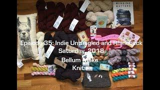 Episode 35 | Indie Untangled & Rhinebeck Recap | vlog