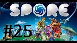 Zagrajmy w Spore #25 - '' Tytuł wszechmocnego, planeta Ziemia i mój ziomal Groks '' ( Faza kosmosu )