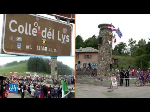 Commemorazione al Col del Lys