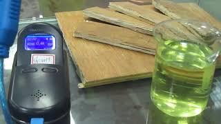 滅菌王普力600快速錠二氧化氯ClO2分解甲醛實驗篇