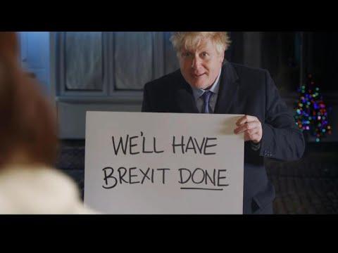 'Love Actually' Parody Video Shows Boris Johnson's 'genius'