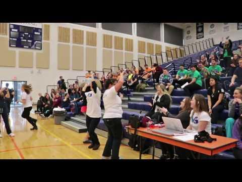 Nipissing University Nursing Games 2017
