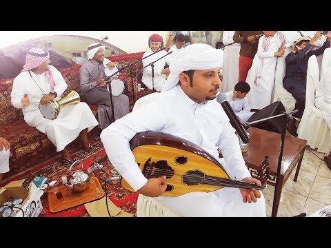محبوب قلبي ظلمني || محمد علوي شملان || شرح بدوي لن تمل مشاهدته حفله زواج بن عزيز