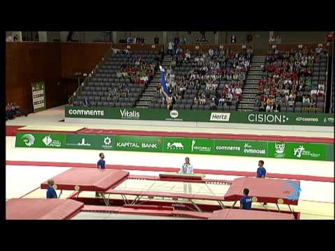 2014 European Championships in Trampoline and Synchro