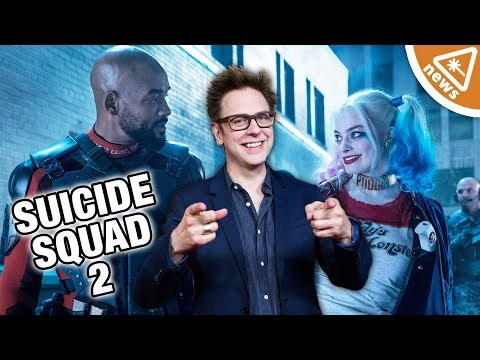 How Will James Gunn Change the Suicide Squad Sequel? (Nerdist News w/ Jessica Chobot)