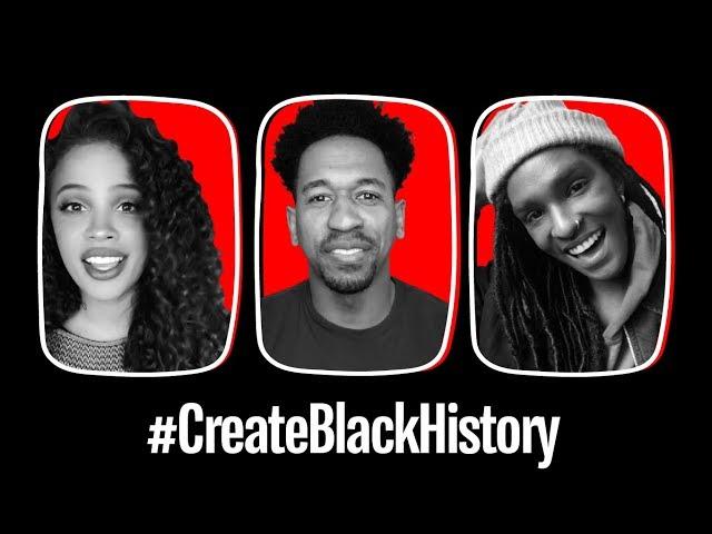 The VisualizED #CreateBlackHistory: Celebrating Black History Month Youtube Videos