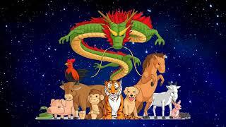 Сказка о 12 животных