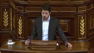 Segundo González sobre la PL relativa a la defensa del comercio minorista y tradicional.