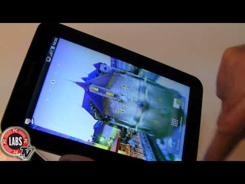 Samsung Galaxy Tab by PC Magazine Greek