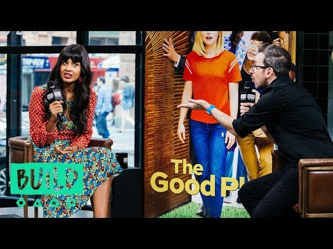 "Jameela Jamil Discusses The 3rd Season Of ""The Good Place"""