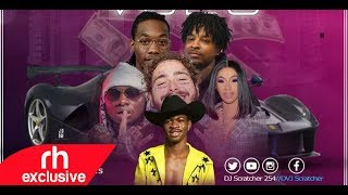 Hip Hop 2019 Songs  Mix DJ SCRATCHER 254  ft  (DRAKE, LIL NAS X, POST MALONE, CARDI B) RH EXCLUSIVE