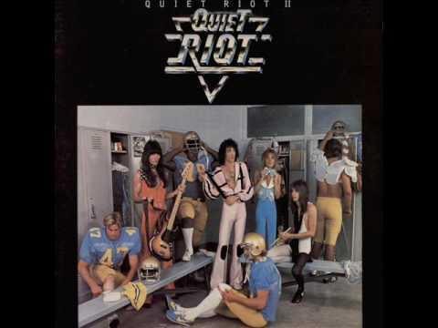 Quiet Riot - Slick Black Cadillac - YouTube