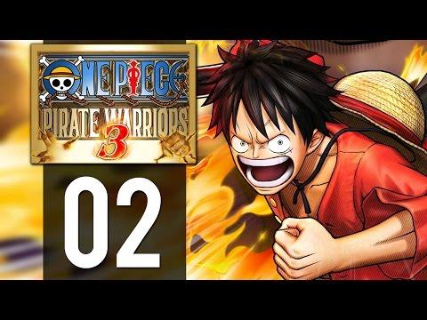 One Piece Pirate Warriors 3 - Gameplay Walkthrough Part 2 - Buggy The Clown (PS4)