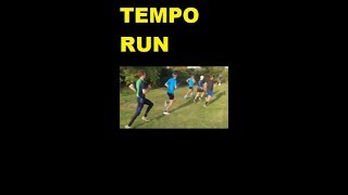 MY TEMPO RUN & HILL WORKOUT