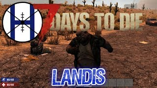 7 Days To Die Multiplayer With Hox & Fenris - Part 1