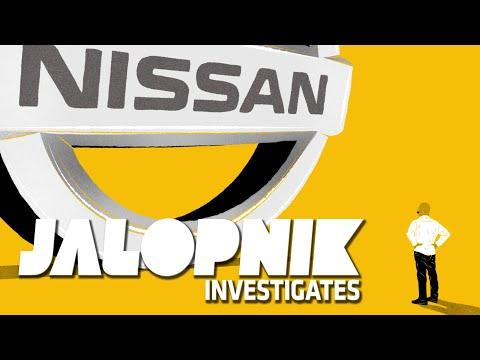 Nissan Sues Nissan | Jalopnik Investigates