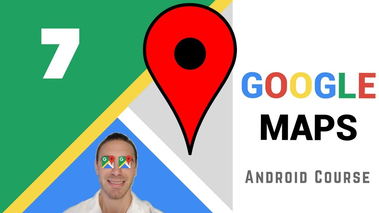 Add Marker to Google Map - [Android Google Maps Course] on book marker, google location pin, google earth, google maps logo, google maps 2014, google maps truck, google maps legend, google green, google location icon, google maps icon, google maps home location,