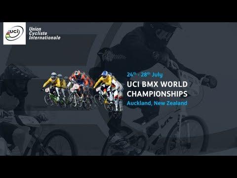 2013 BMX World Championships - FULL RE-RUN