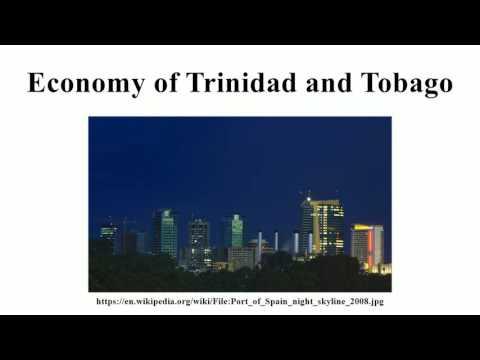 Economy of Trinidad and Tobago