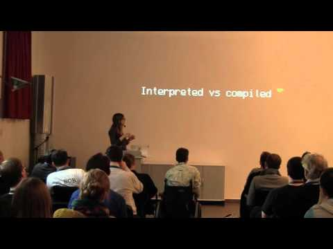 BOB 2016 Keynote - Elise Huard - Languages We Love