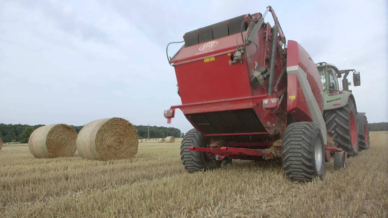 It's a wrap: We check out the growing number of baler