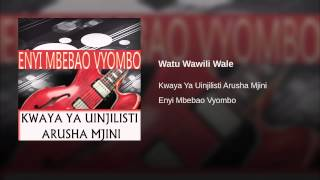 Watu Wawili Wale